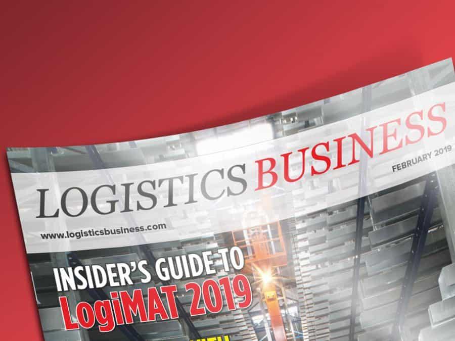 Logistics Business Magazine – SIMPLY.