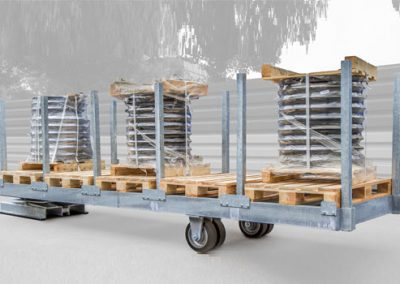 SIMPLY. Logistic Systems GmbH ist TÜV-geprüft. Bieten Service und Beratung in Container Beladesystem, Automatisierte Beladung von Containern, Langut Transportwagen und Material Handling Systeme.
