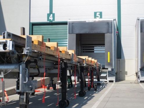 SIMPLY. Materialhandlingsystem erleichtert das Lagern, Transportieren, Sortieren und Finden von schweren Gütern.